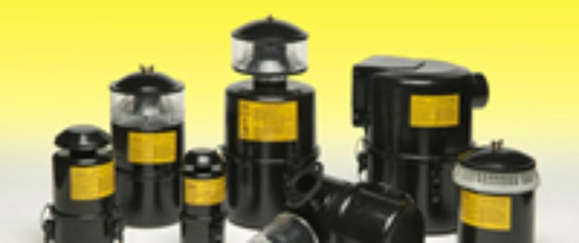 Oil-bath air filters